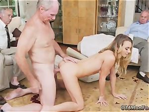 female abased party Molly Earns Her Keep