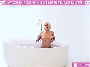 molten blondie Alix Lynx cought by beau masturbating