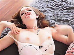 Kassondra Raine tempts her spying roommate