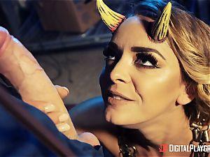 porking that hot insane demon Liza Del Sierra