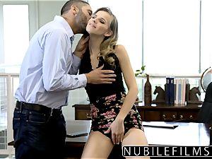 NubileFilms - Office bi-atch plowed Till She busts