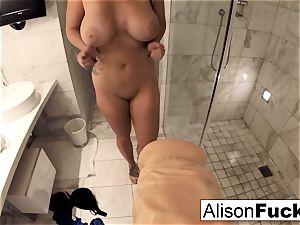 girlfriend practice with Alison Tyler