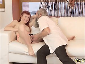 mom and partner s ally fight screw super hot nubile getting boned rock-hard from behind Situation was