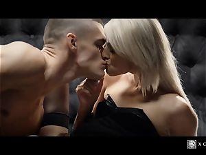 xCHIMERA - glamour motel room shag with blondie Katy Rose
