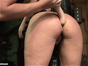 Kathia Nobili fake penis boink the ass of her friend