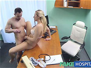 FakeHospital Nurse seduces computer technician