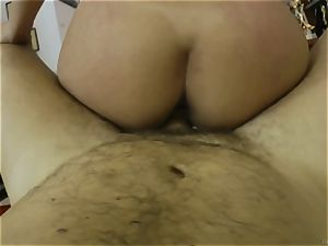 Russian beauty Michelle getting boned by Rocco