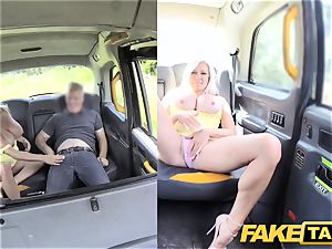 fake taxi phat titties towheaded Michelle Thorne