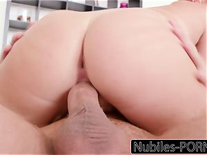 Nubiles-Porn Russian ginger-haired Seduced By educator