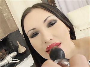 HER restrict - Russian Sasha Rose gets rump pulverized xxx