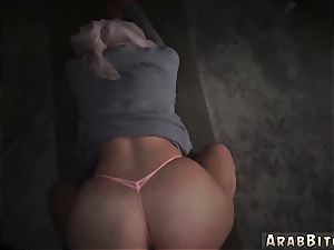 Arab chick with pig tails and killer femmes Aamir s Delivery