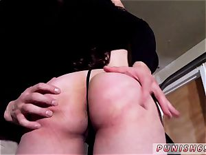 Deutsch gonzo and sadism & masochism going knuckle deep dual first-ever time Kyra Rose in Military intercourse Pripal s