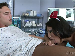 anal enjoying nurse Asa Akira