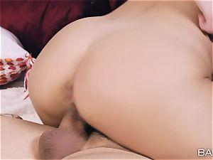 Natalia Starr ass fucking pummeled nut sack deep