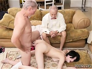 Butter anal and super-steamy mother young boy Frannkie heads down the Hersey highway
