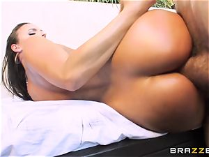 Amirah Adara getting her cock-squeezing tiny booty torn up
