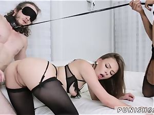 nubile group Alex Blake And Xianna Hill in five star hook-up For special demands